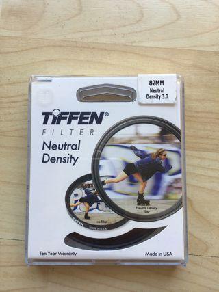 Filtro Tiffen 82mm Neutral Density 3.0