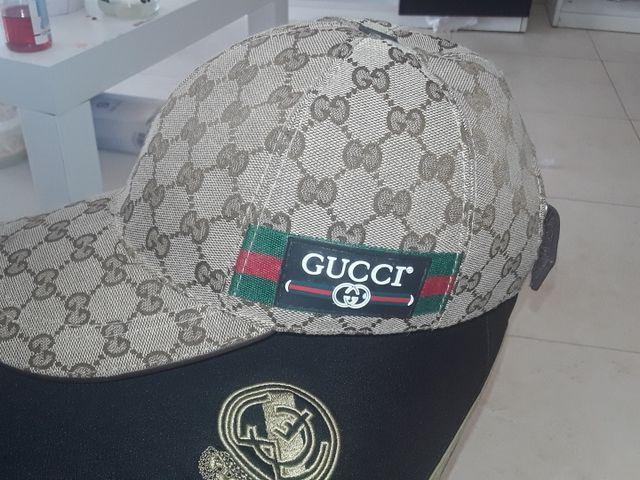 gorra gucci no ago envio