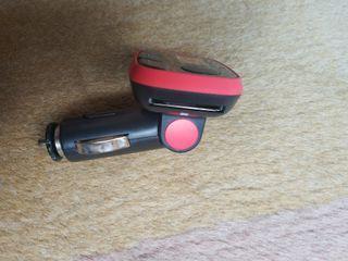 conexión de USB atraves de mechero coche bluetooth