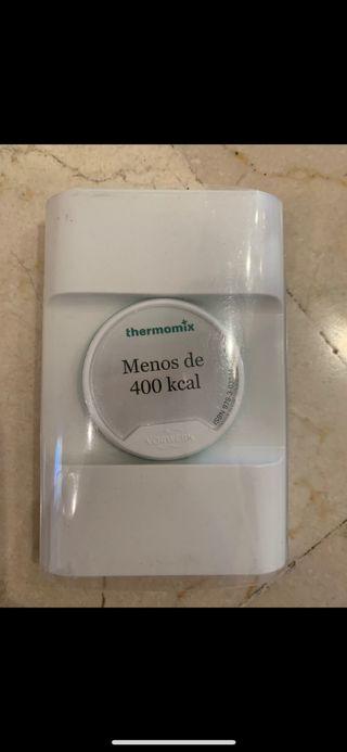 Libro digital Thermomix MENOS DE 400 KCAL.