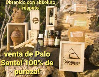 PALO SANTO 100% DE PUREZA