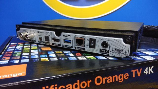 Decodificador Orange TV 4K Samsung GX-SP680EL/OSP