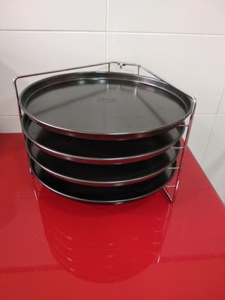 Set de moldes para pizza LIDL Zenker