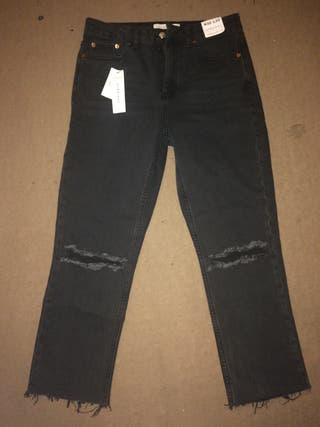 Brand new topshop straight leg jeans