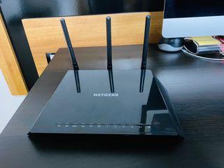 Netgear Nighthawk R7000 Router WiFi