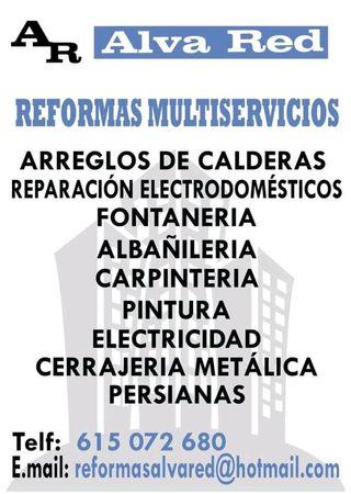 O es nueva y reformas