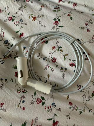 Cable Apple ordenador a 12v