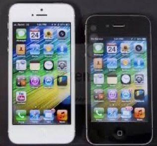 Iphone 4 y 5 para piezas