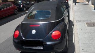 Volkswagen Beetle Cabrio 2004