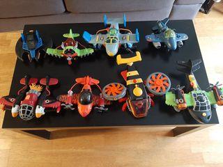 Juguetes Aviones Imaginex