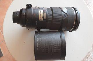 Objectivo Nikon 300mm AF-S VR f2,8G ED