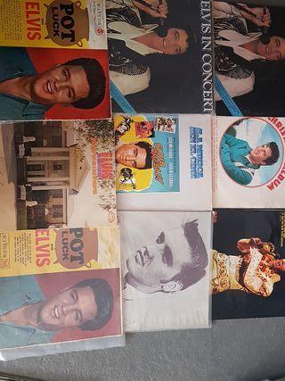 Lote 62 discos Vinilo Elvis Presley