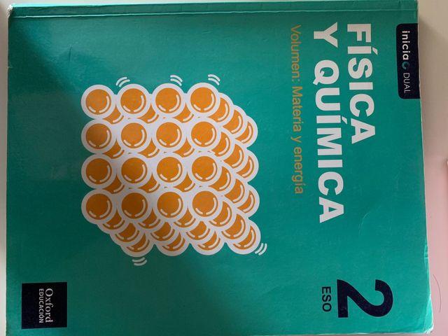 Libro dual de física y química de 2 eso