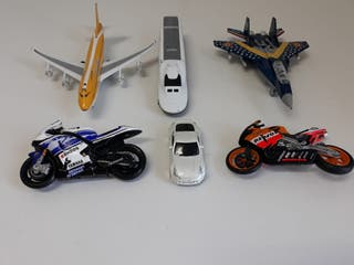 Aviones de juguete