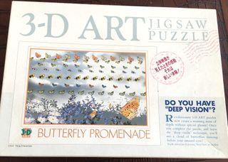 Puzzle 500 piezas visión 3D