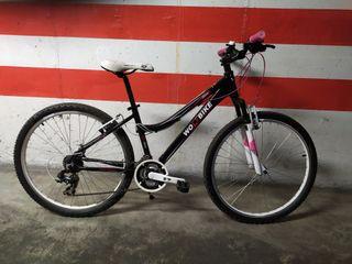 Bicicleta mujer o niña.