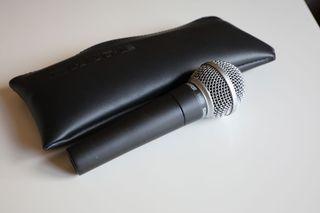Micròfon Shure SM58