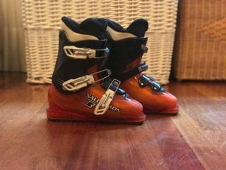 Botas de esquí freeride Júnior SALOMON