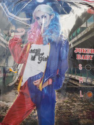 Disfraz Harley Quinn Joker's