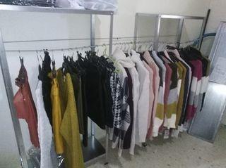 partida de ropa