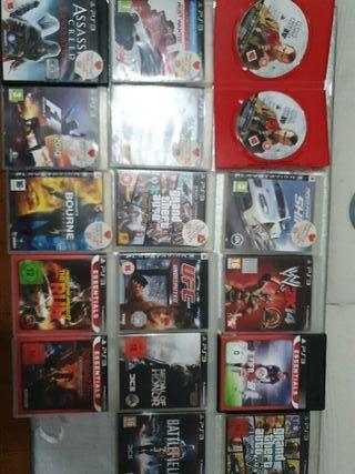 Videojuegos para Playstation 3