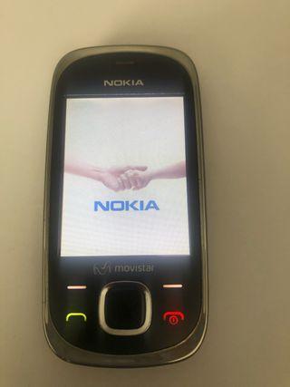 Nokia 7230 Movistar.