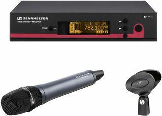 Sennheiser micrófono condensador (NUEVO)