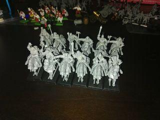 Caballeria Imperio Warhammer fantasy