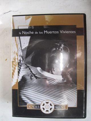 dvd la noche de los muertos vivientes película