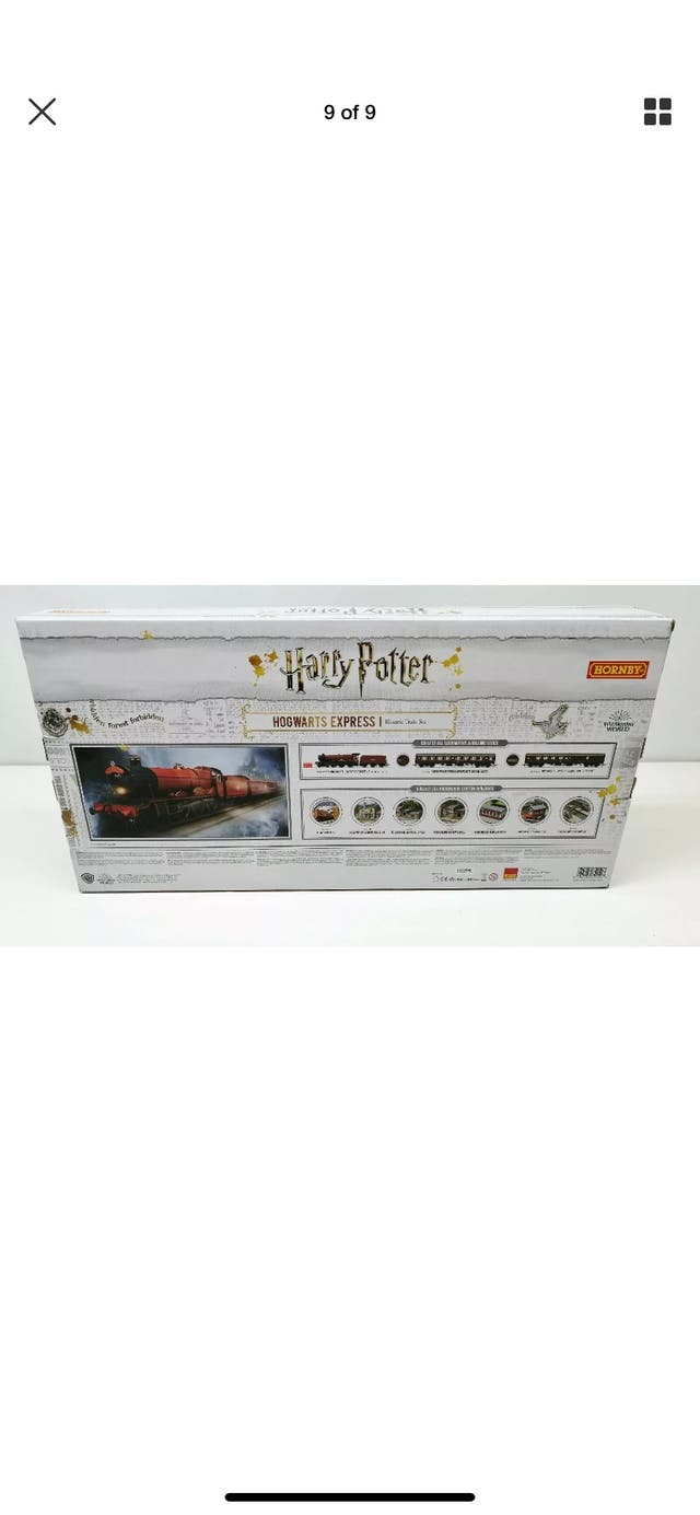 Harry Potter Train Set