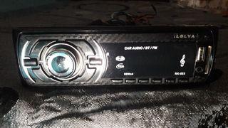 Radio universal coche
