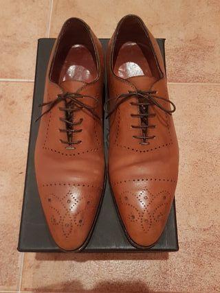 Zapatos de lujo Kiton para hombre
