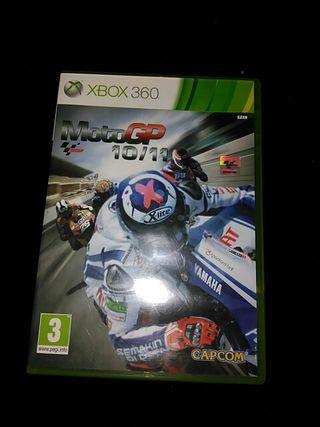 MOTO GP 10/11 - XBOX 360