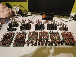 Gran ejercito imperio Warhammer fantasy
