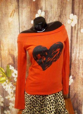 Camiseta Corazón Desigual