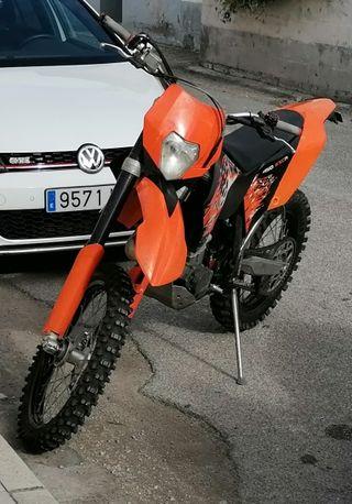 ktm 450 exc 2008( 659653796)movil