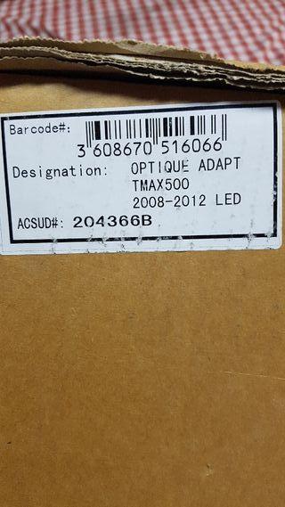 faro LEDs tmax 500 2008-2012