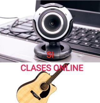 Clases Online Guitarra