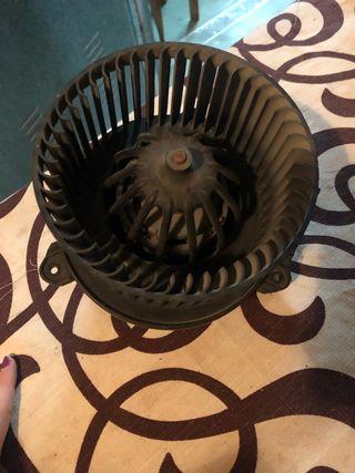 Ventilador calefacción/ Aire acondicionado