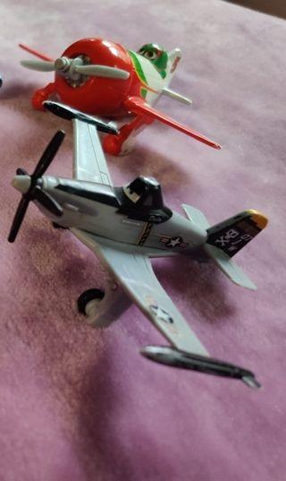 """Aviones de juguete . """"Planes"""" Disney."""
