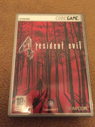 Resident Evil 4 para ordenador