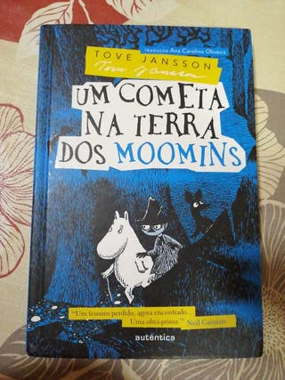 Um cometa na terra dos moonmins