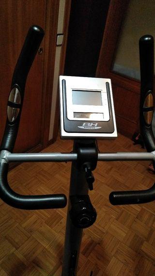 Bicicleta BH estática