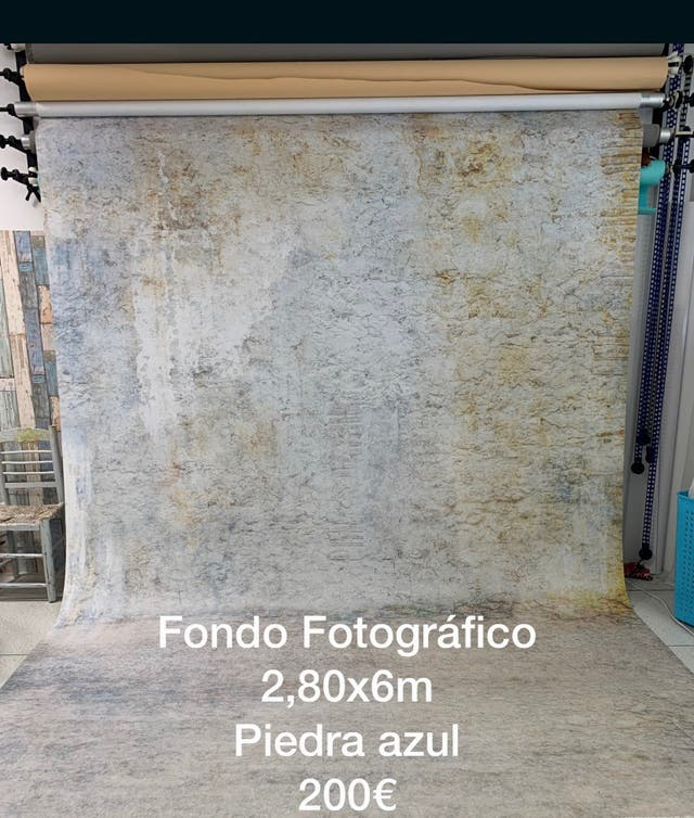 Fondo fotográfico estudio