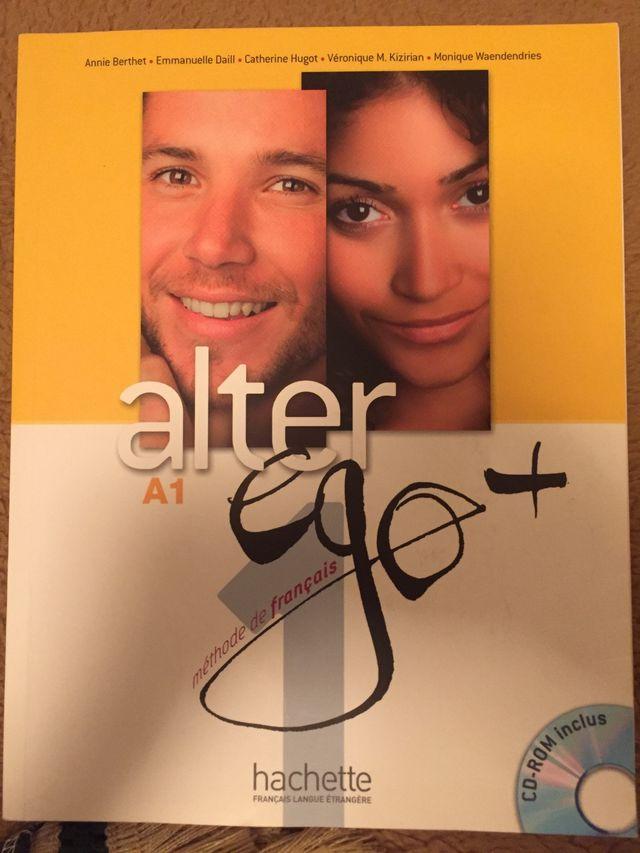 Alter ego + A1 Hachette