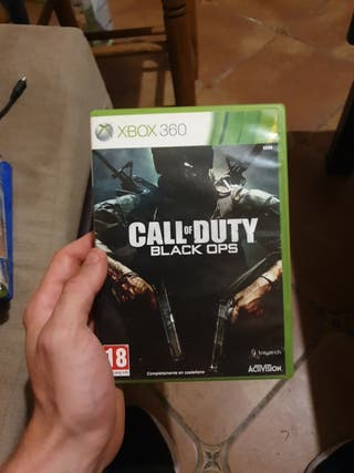 CALL OF DUTY BLACK OPS COD XBOX360