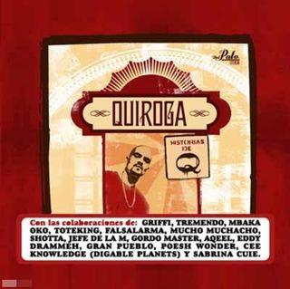 Quiroga - Historias De Q - CD
