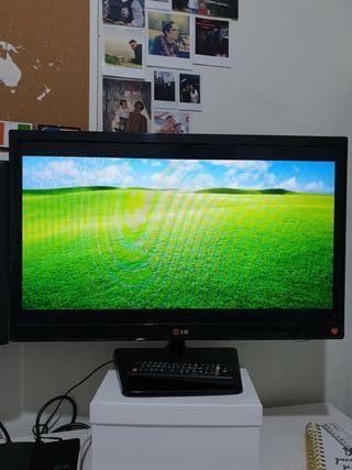 "Monitor/Televisor 20"""