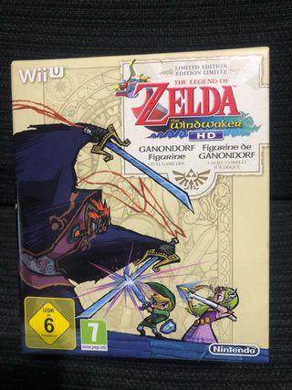 Zelda Windwaker Limited Edition Wii U