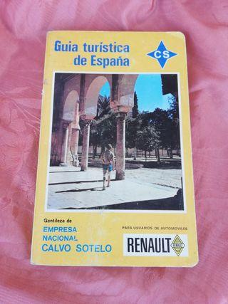 Guía turistica de España